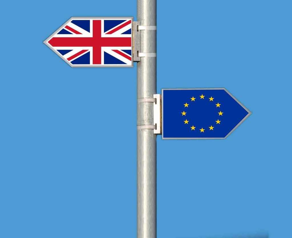 No deal brexit and assets in the EU